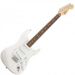 Fender - Standard Stratocaster, White, Rosewood
