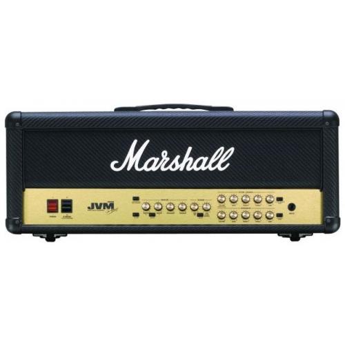 Marshall - JVM210HCF, 100Watt Valve Head, Carbon Fibre Finish *SECOND HAND*