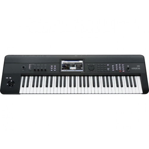 Korg - KROME 61 Synth/Workstation