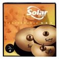 Sabian - Solar 3 Cymbal Pack