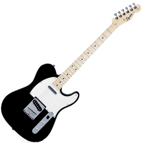 Squier - Butterscotch Blonde, Telecaster, PACK
