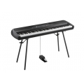 Korg - SP-280, Portable Piano - NEW MODEL - STAGE PIANO WITH STAND