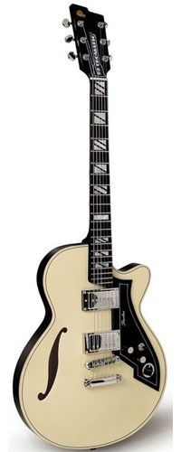 Peerless - Retromatic P2, Ivory Finish with case