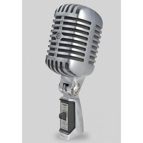 Shure - 55SH-II, Legendary Elvis Microphone