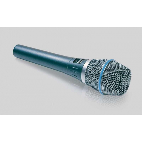 Shure - Beta 87A PRO CONDENSER VOCAL MIC
