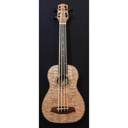 Blackwater - Fretless Bass Ukulele