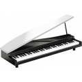 Korg - microPIANO, Digital Grand Piano, WHITE