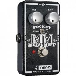 EHX - Pocket Metal Muff Pedal