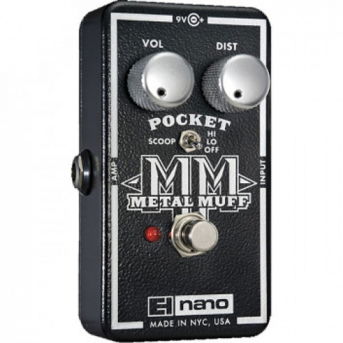 EHX - Pocket Metal Muff Pedal
