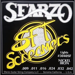 Sfarzo - SFT Electric Guitar Strings 9 - 42