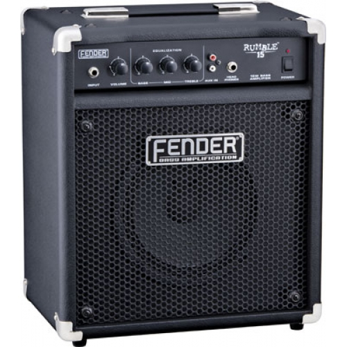 Fender - Rumble 15watt Combo