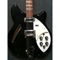 Rickenbacker - 360/12, Jetglo Finish, with/Case