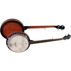 Barnes & Mullins BJ300 5 String Banjo