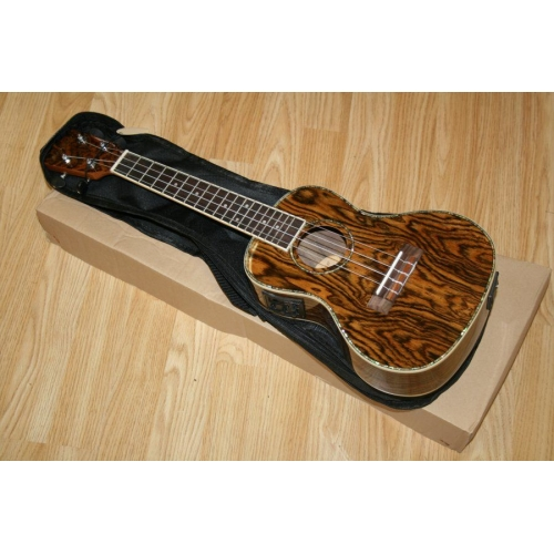 Blackwater - Butterfly Maple Concert Ukulele