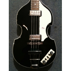 Hofner - Violin Bass, Contemporary Series, Black