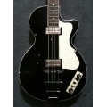 Hofner - Club Bass, Contemporary Series, Black