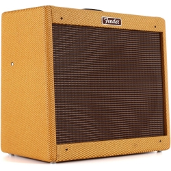 Fender - Blues Junior with Lacquered Tweed Finish