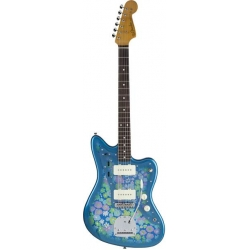 Fender - Traditional 60s Jazzmaster Blue Flower