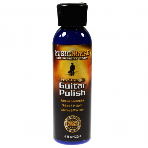 Music Nomad - Deluxe Pro Strength Guitar Polish