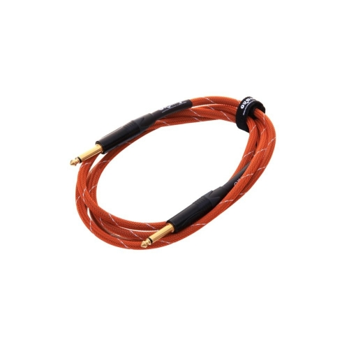 Orange - 3' Pro Speaker Cable