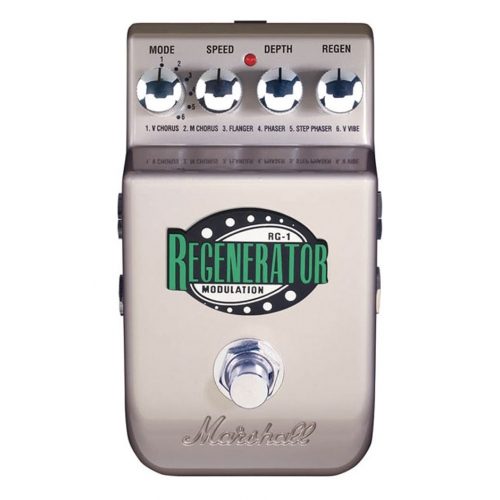 Marshall - RG-1 Regenerator