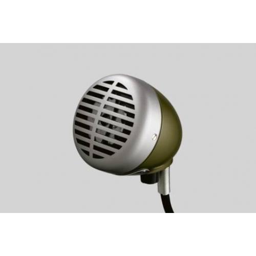 Shure - 520DX Green Bullet - Legendary Harmonica mic