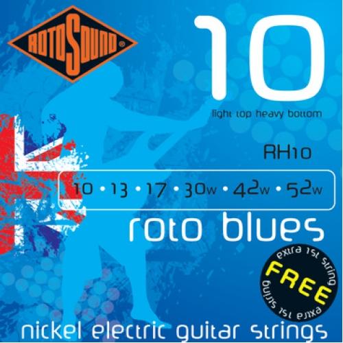 Rotosound - ROTO BLUES, 10 - 52