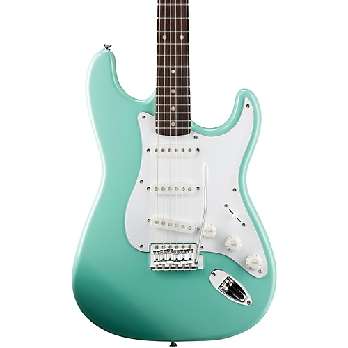Squier - Affinity Series Stratocaster, Surf Green
