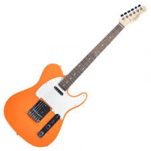 Squier - Affinity Series, Telecaster, COMPETITION ORANGE