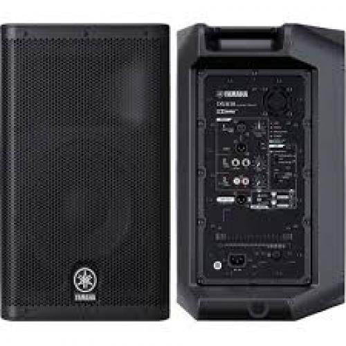 Yamaha DXR10 ACTIVE Loudspeaker 1100w
