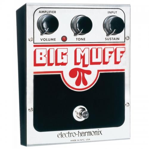 EHX - Big Muff Pi (USA) Fuzz Pedal