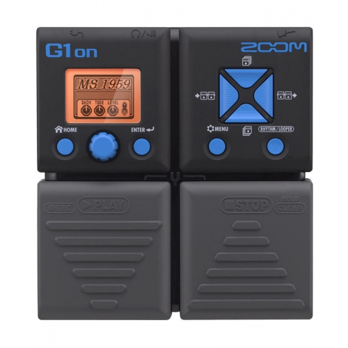 ZOOM - G1On Multi-Effects Processor
